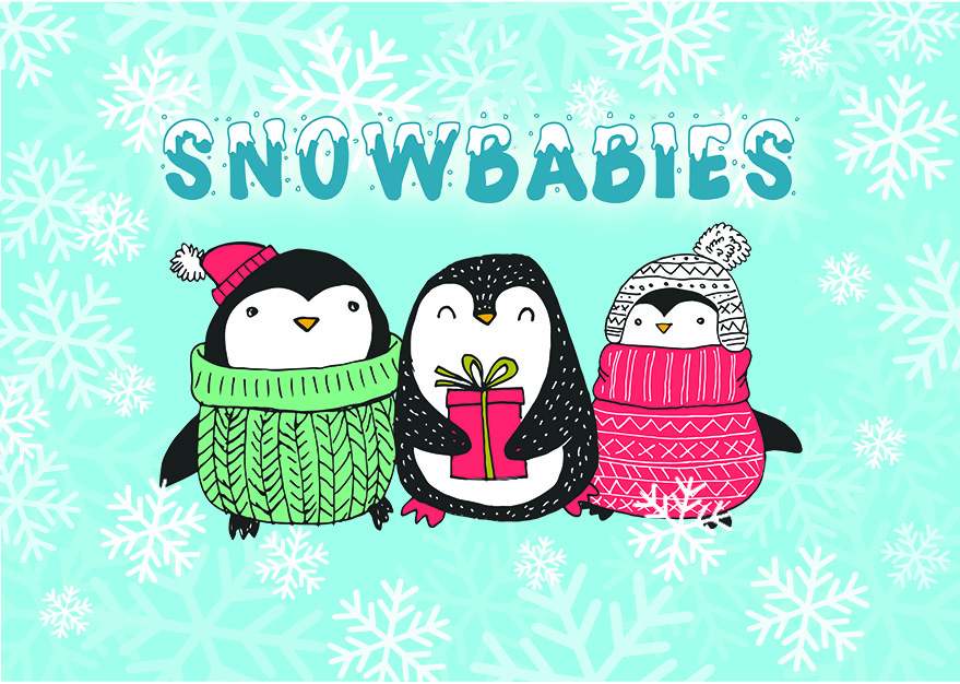 Snowbabies!